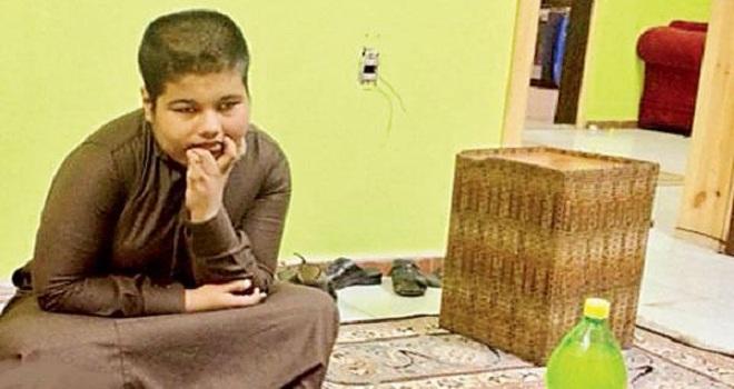 """100 ألف ريال لمن يعثر على طفل """"الهلالي"""" المفقود"""
