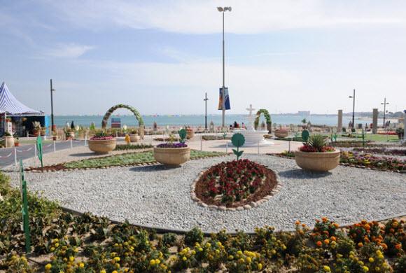 فعاليات ومسابقات متنوعة يشهدها مهرجان الحدائق والنباتات الـ (16)