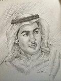 """ديوان """"محمد بن ناشي"""" ماتهجر الوردة شباك داري"""